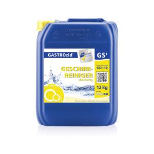 GS1 Geschirr-Reiniger | chlorhaltig