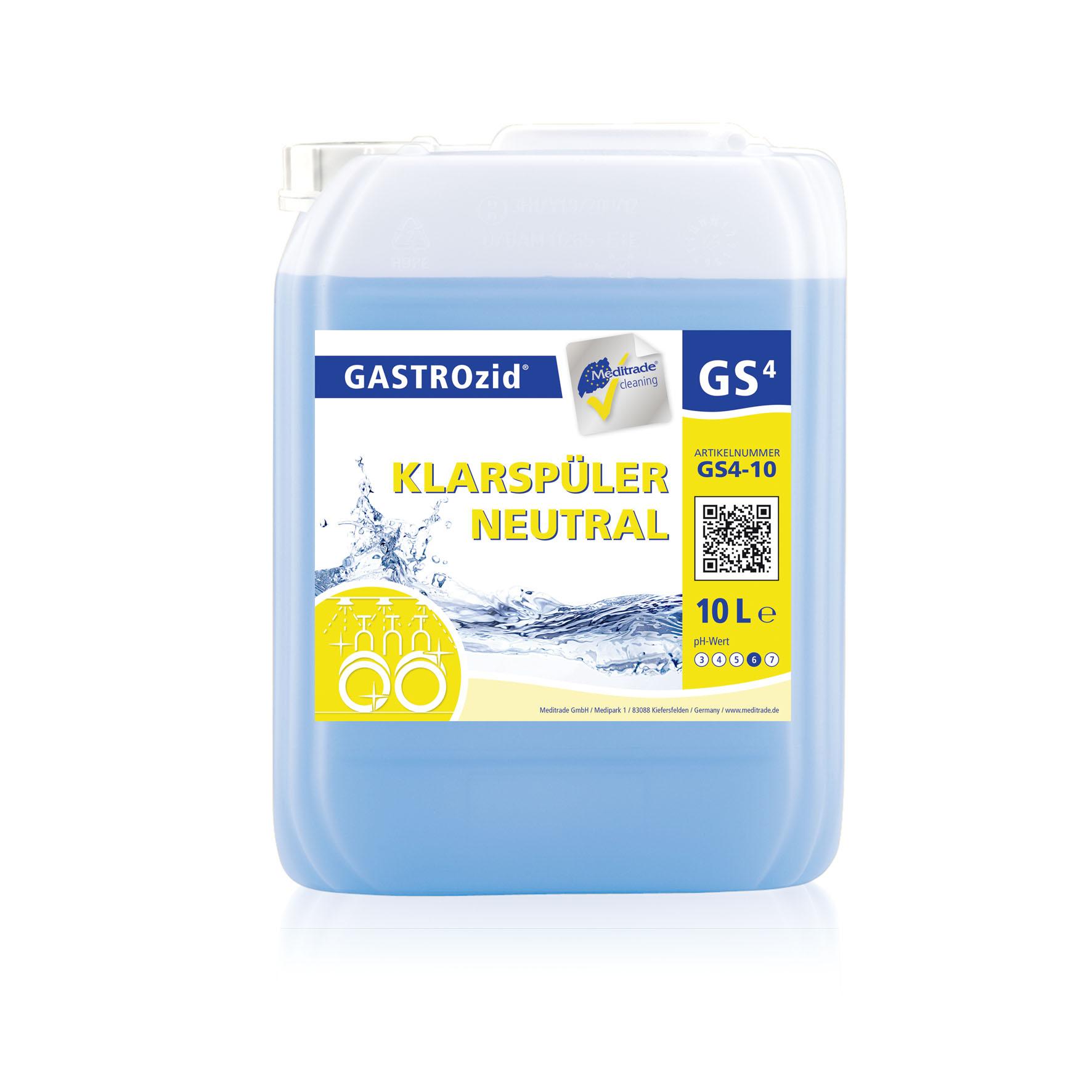 GS4 Klarspüler | neutral