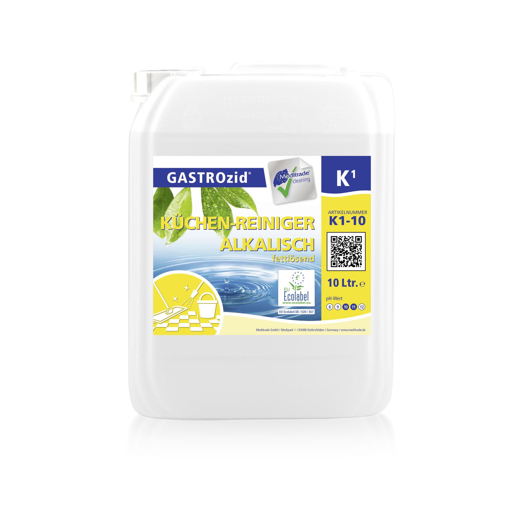 K1 Küchenreiniger | alkalisch