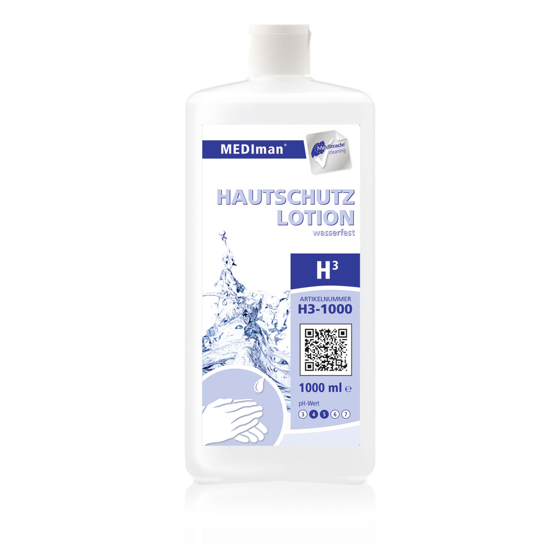 H3 HAUTSCHUTZLOTION | wasserfest